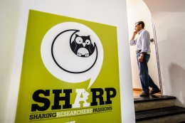 Sharp - Sharing Researchers Passions