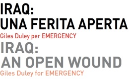 Giles Duley per Emergency