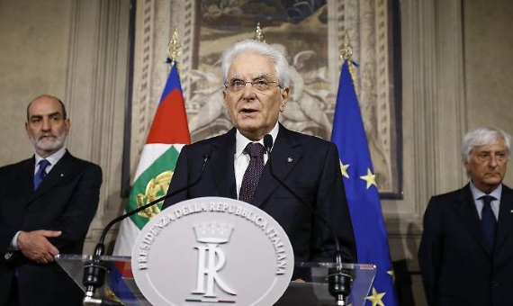 Impeachment Mattarella